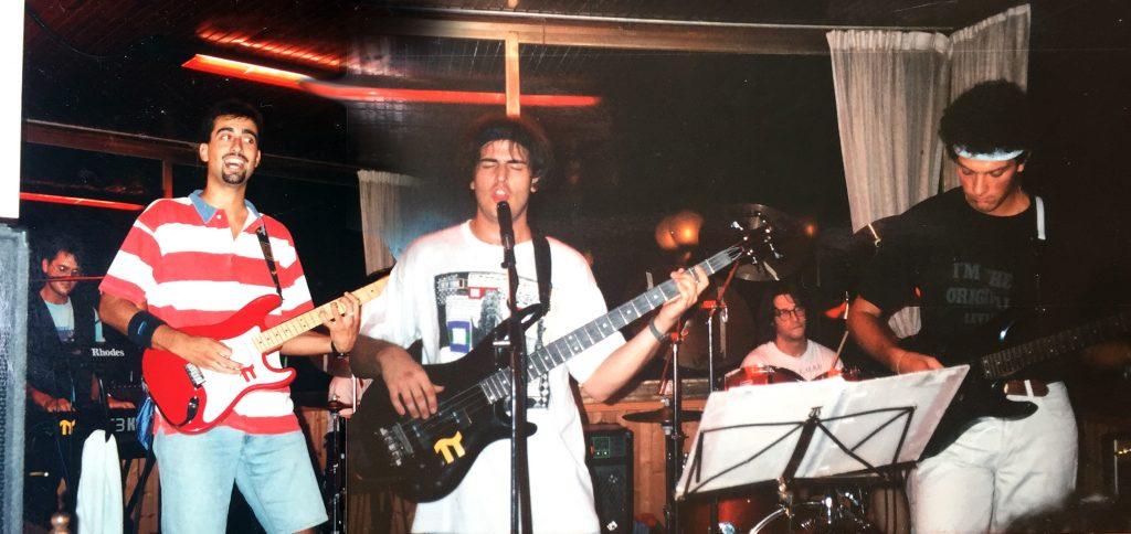 Pigreco band